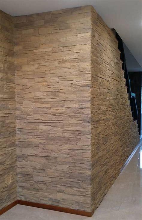 Wände Mit Steinen Verkleiden by Lascas Verkleidung Stein Wandgestaltung Wohnzimmer In