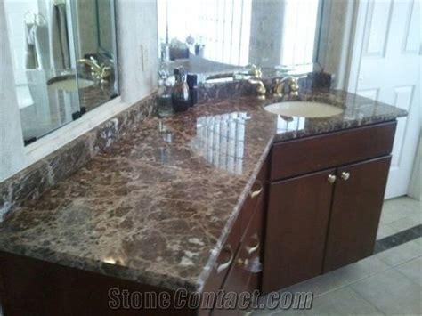 Emperador Dark Marble Bathroom Countertops,Turkey Brown