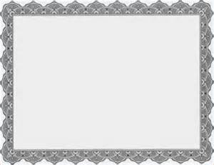 Microsoft Word Certificate Borders Templates