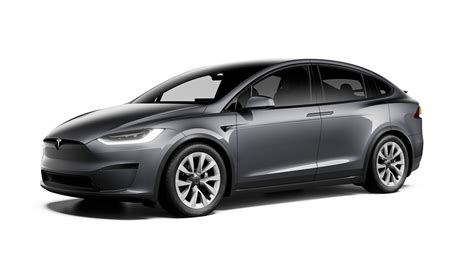 Tesla Model X updated with new interior, gaining the yoke ...
