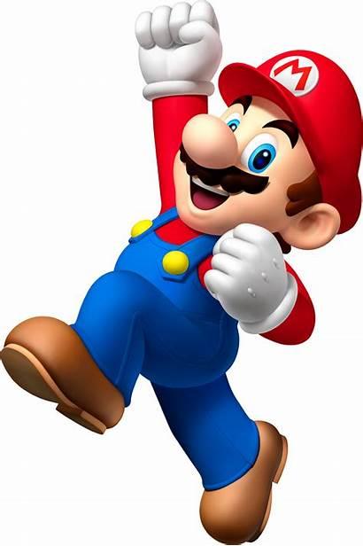 Mario Super Clipart Characters Kart Party Nintendo