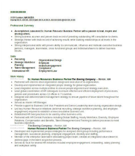 firm partner resume hr resumes 7 free word pdf documents free premium templates