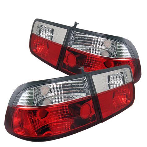honda civic tail lights for sale honda civic ek 96 00 2dr crystal jdm altezza tail lights