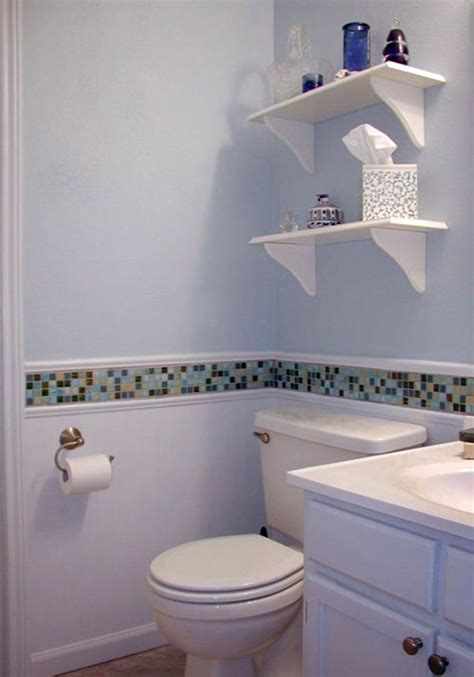 Mosaic Border Tiles Bathrooms by For Bathroom Re Do In Rental Use The 4x4 Shower Tile To
