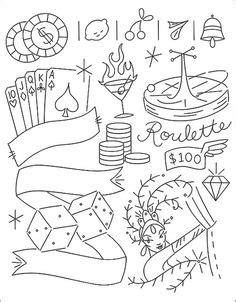 Las Vegas Casino Tattoo by ~Metacharis on deviantART