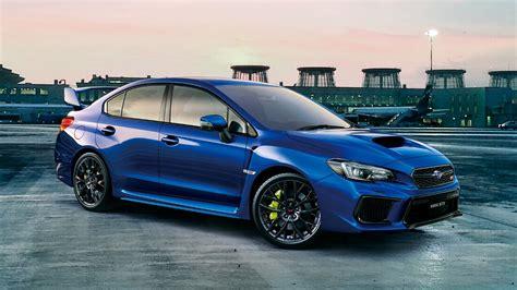 2018 Subaru Wrx Sti Hatchback Autosduty