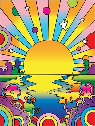 cosmic sun fine art print  howie green  fulcrumgallerycom