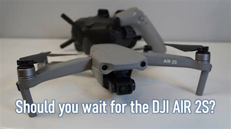 Lets you recharge mobile devices from one of the mavic air 2's flight batteries. DJI Air 2S | What to expect - Half Chrome Drones