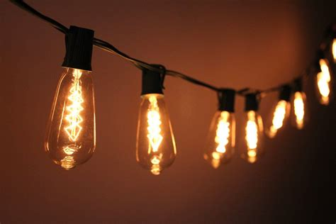 string lights outdoor string lights insteading