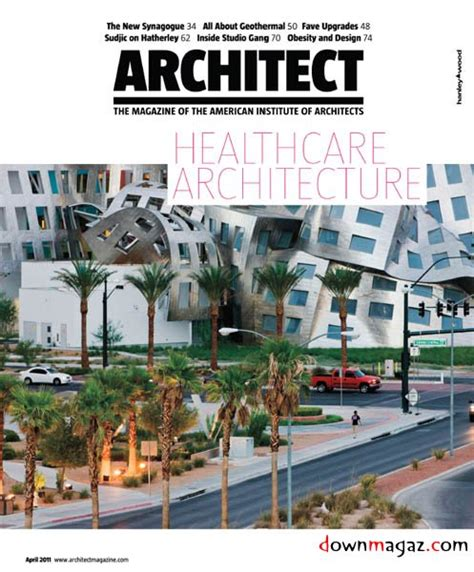 Architect Magazine  April 2011 » Download Pdf Magazines