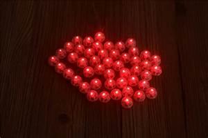 Led Ballon Lichter : 25pcs runde led ballon licht lampe gl hender ballon lichter geburtstag hochzeit dekoration ~ Yasmunasinghe.com Haus und Dekorationen