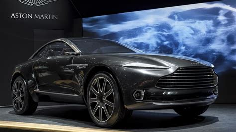 Aston Martin Suv Production Confirmed To Start In 2019