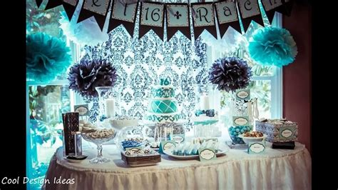sweet sixteen decorations diy sweet 16 decorations ideas