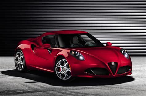 Alfa Romeo Car : Alfa Romeo 4c Gotowa Do Produkcji