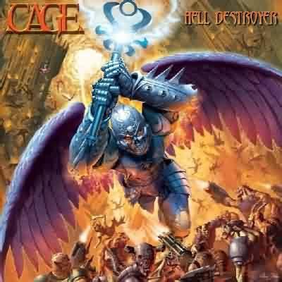 cage hell destroyer  diskografiya teksty pesen