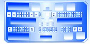 Vauxhall Astra Mk6 2010 Fuse Box  Block Circuit Breaker Diagram