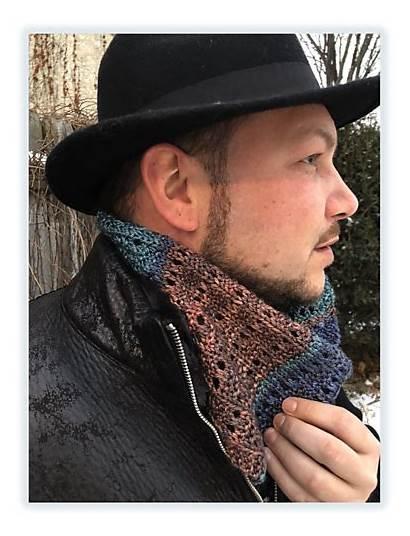 Neck Ravelry Pattern Schmitz Warmer Scarf