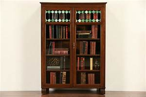 Amusing Wooden Bookcase With Doors Ideas - Exterior ideas