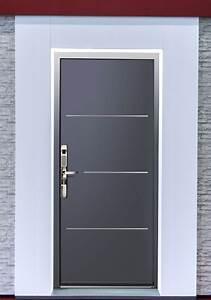 Renforcer Porte D Entrée : les premi res portes d entr e mid biom triques ~ Premium-room.com Idées de Décoration