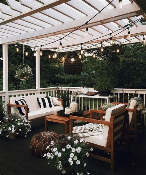 idee decoration maison tendance exterieur terrasse