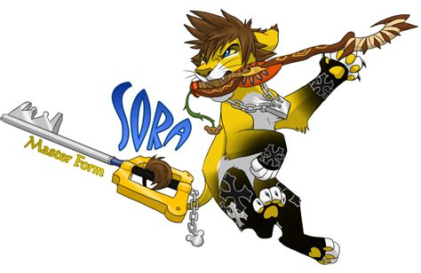 Sora Master Form By Nightrizer On Deviantart