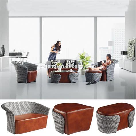2016 wholesale custom relax wicker furniture outdoor