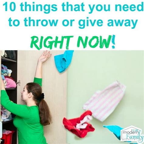 10 Reasons To Declutter Your Closet Right Now by 10 Things You Need To Throw Away Right Now Organization