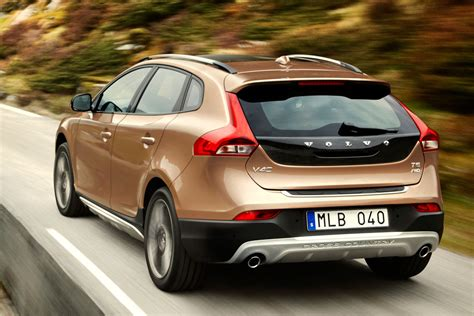 Volvo V40 Cross Country Picture by Volvo V40 Cross Country 2013 Pictures 18 Of 21 Cars