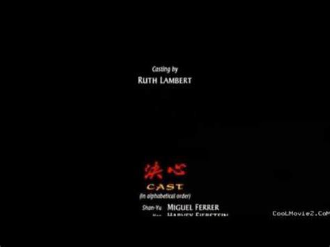 mulan 1998 part 21 end credits youtube