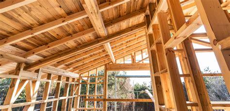 woodland carpentry workmanship   build