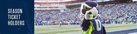 seattle seahawks season ticket holder information
