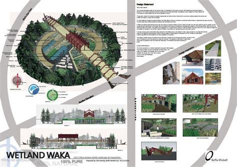 landscape architecture concept three new zealand landscape architecture firms earn success in jinzhou architecture now