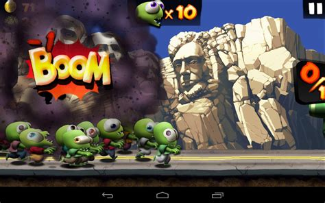 top  zombie games  android