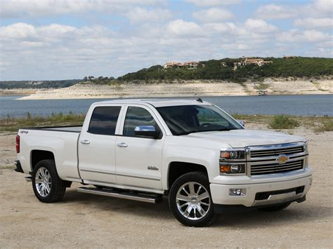chevrolet silverado high country crew cab pickup