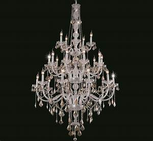 Verona collection light extra large crystal chandelier