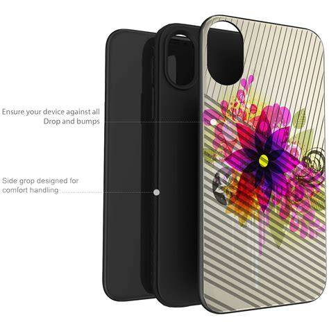 iphone xs 2018 for iphone xs max 2018 6 5 screen shockproof dual layer shell ebay