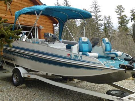 Princecraft Deck Boat Craigslist by Princecraft Deckboat Boats For Sale