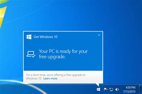 You Will Upgrade To Windows 10