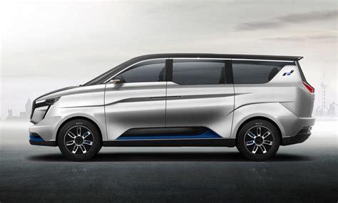 motors reveals iconiq  ev minibus performancedrive