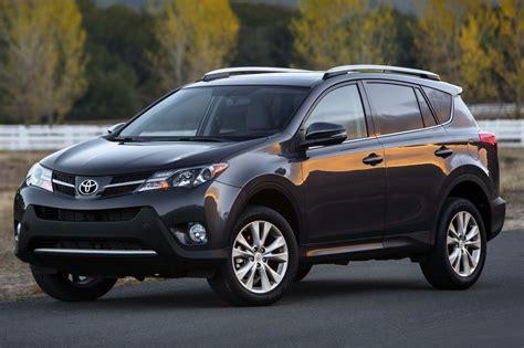 Rav 4 Length by Used 2014 Toyota Rav4 Suv Pricing For Sale Edmunds