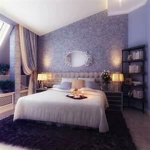 Ideen Schlafzimmer Farbe : schlafzimmer ideen laden sie die romantik in ihren schlafraum ein ~ Markanthonyermac.com Haus und Dekorationen