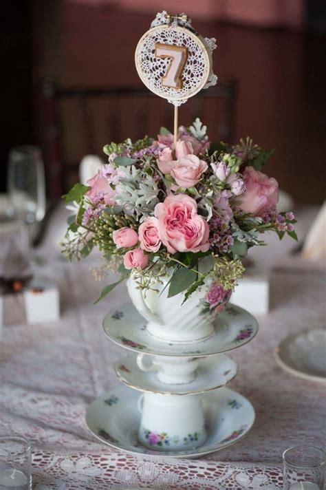 vintage teapot  teacup wedding ideas deer pearl