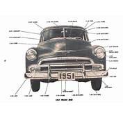 Cars Parts Old Catalog