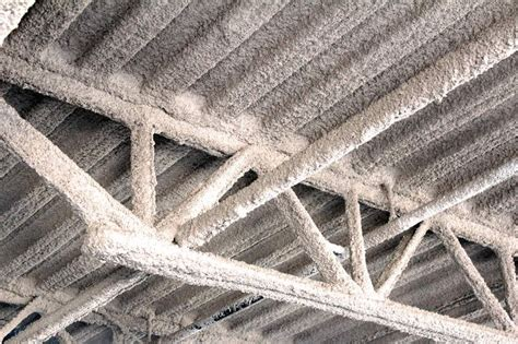 health concerns  spray  fireproofing commercial
