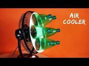 Klimaanlage Selber Machen : eine klimaanlage aus einem ventilator und plastikflaschen basteln wohnen pinterest ~ Buech-reservation.com Haus und Dekorationen