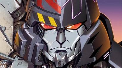 Transformers Megatron Wallpapers Comics Background G1 Shattered