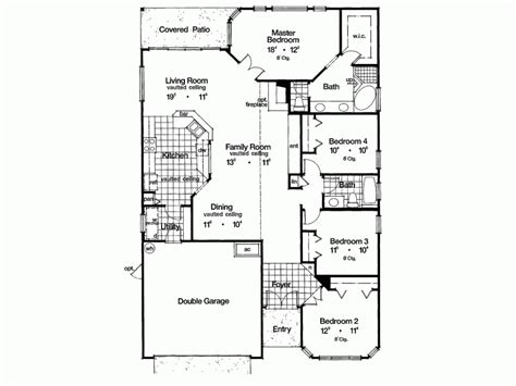 40x60 House Floor Plans by 40x60 House Plans Houses Plans Designs