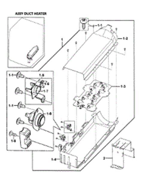parts  samsung dvaewxaa  dryer