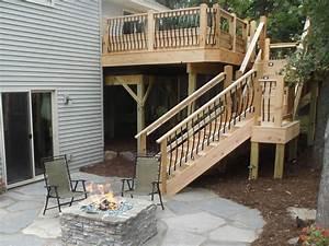 Deck Stair Designs Joy Studio Design Gallery - Best Design