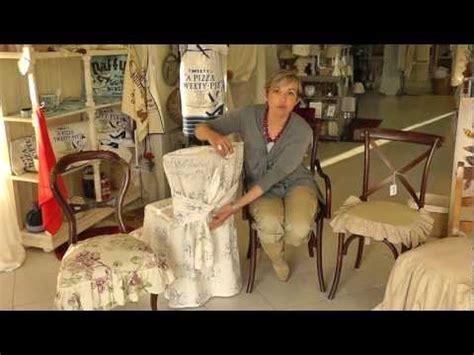 come fare seduta come fare la seduta di una sedia con scoli di tessuto